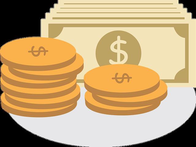 bankovky a mince dolarů.png